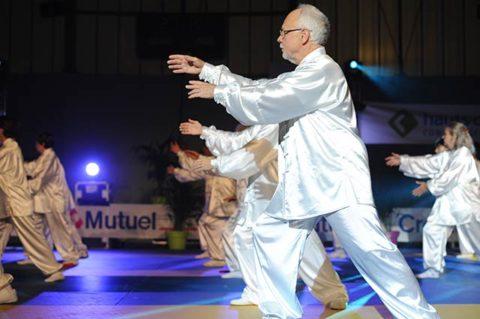 2012 - Gala des arts martiaux - Taïchi