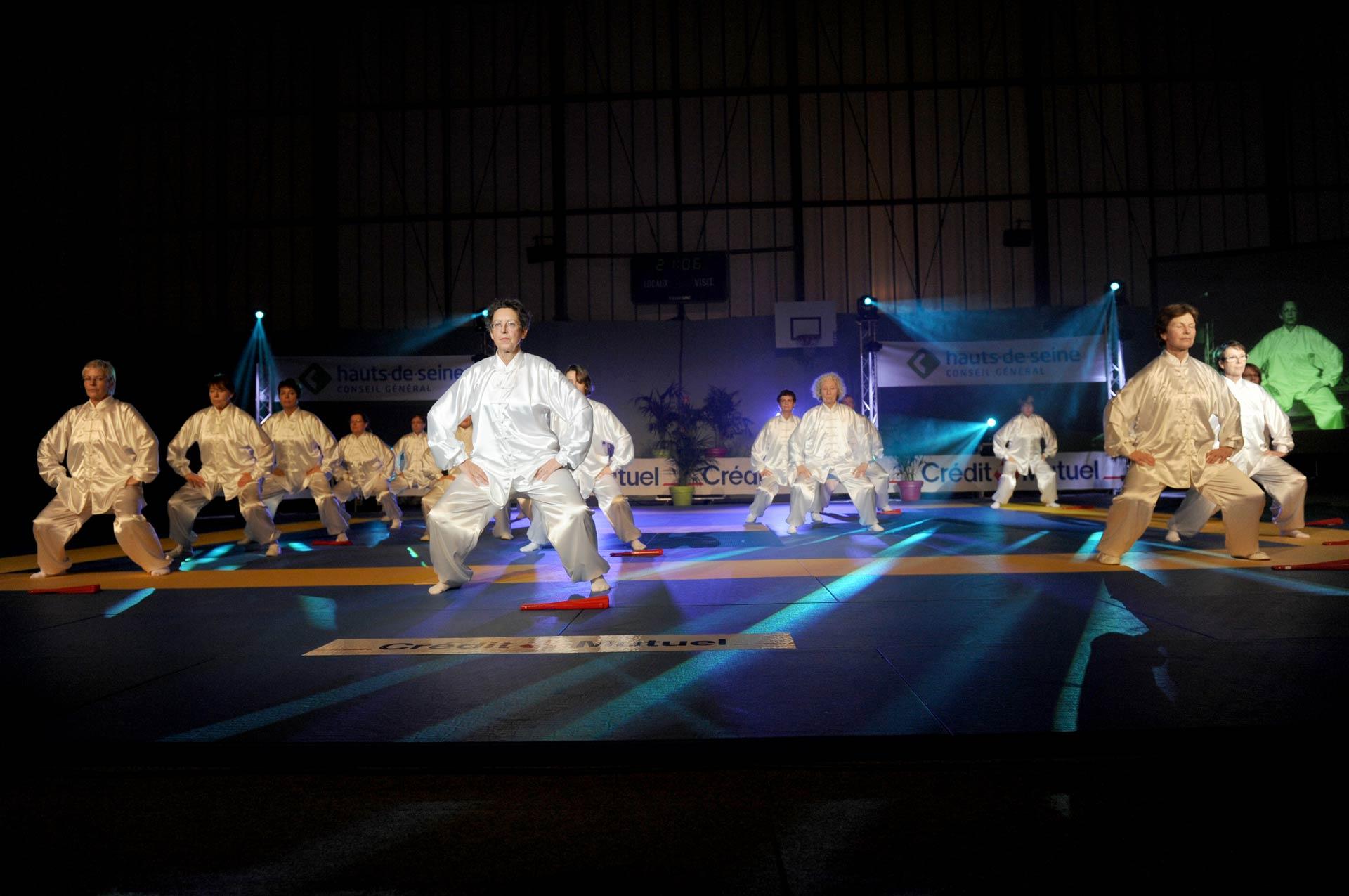 2012 - Taïchi au Gala des arts martiaux