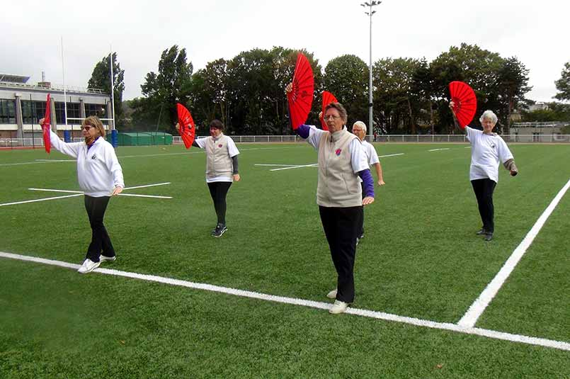 Fête du sport à Meudon le 23 septembre 2018 - 2
