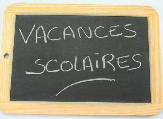 Ardoise Vacances Scolaires_20-02-2019